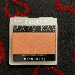 Mary Kay Mineral cheek color Golden Copper